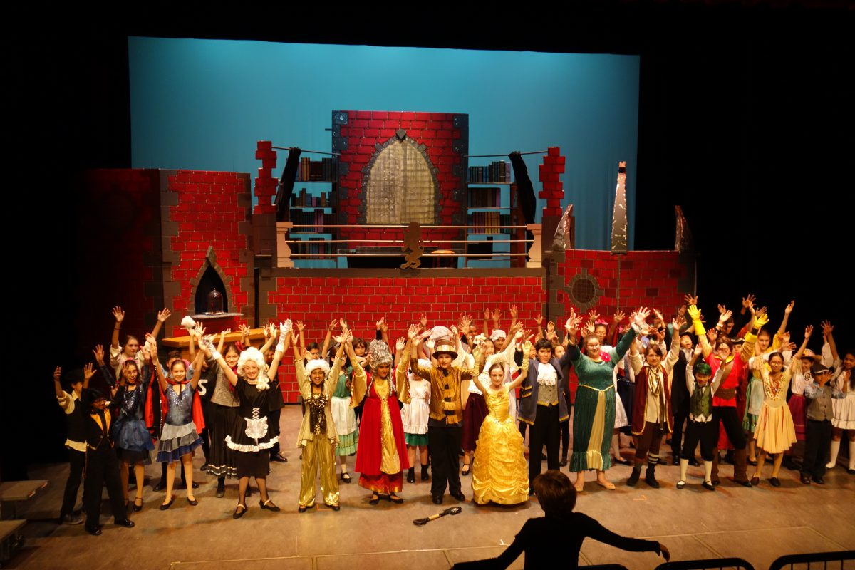 Beauty & the Beast Production – BRAVO!
