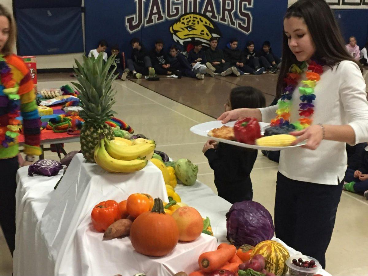 Healthy Schools – Eating & Nutrition