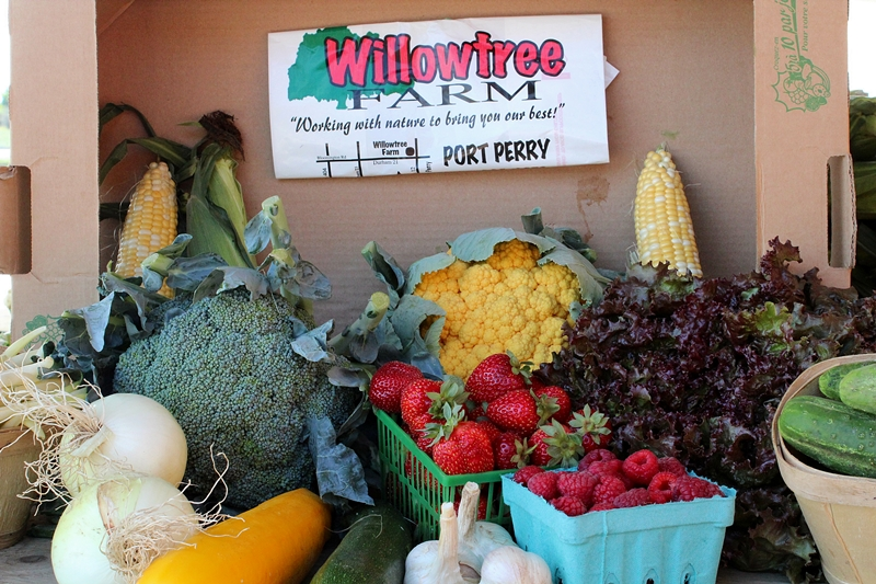 Willow Tree Farms Produce