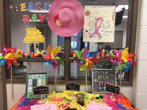 Student Led Fundraising for the Canadian Cancer Society